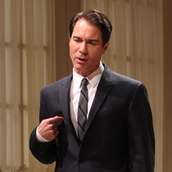 Eric McCormack in The Best Man (© Joan Marcus)