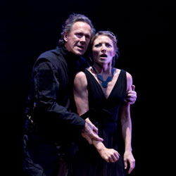 Guy Oliver-Watts and Rebecca Reaney