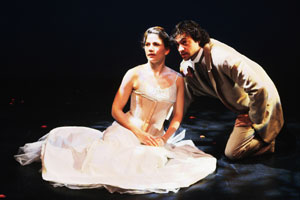 Paula McGonagle and Andy Paris in Innocents