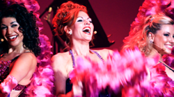 Publicity photo for Burlesque to Broadway