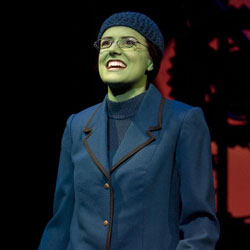 Nicole Parker in Wicked