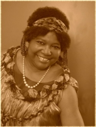 Johnnie Mae as Ma Rainey
