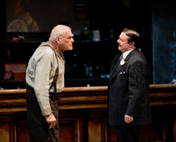 Brian Dennehy and Nathan Lane