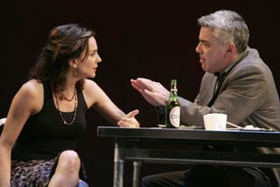 Polly Draper and Adam Arkin in Brooklyn Boy(Photo © Joan Marcus)
