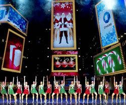 2012 Radio City Christmas Spectacular Announces Dates, Archive Exhibit