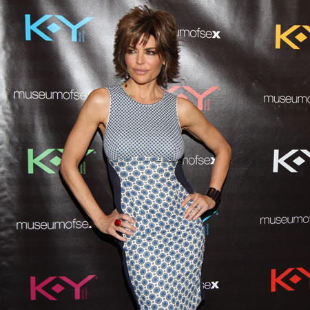 Lisa Rinna (© Wire Image, Courtesy of LaForce + Stevens)