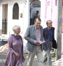 Judi Dench, Tom Wilkinson, and Bill Nighy