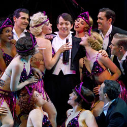 Matthew Broderick and company