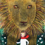 Publicity art for The Lion, The Witch, and The Wardrobe