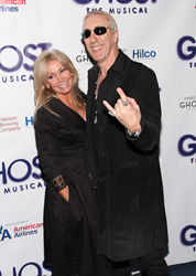 Suzette and Dee Snider