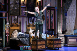 Cathy Rigby in Cathy Rigby is Peter Pan