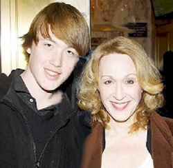 Will Lunney and Jan Maxwell