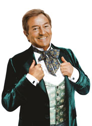 Des O'Connor as The Wizard