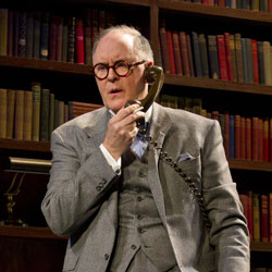 John Lithgow in The Columnist