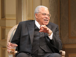 James Earl Jones in Gore Vidal's The Best Man