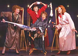 Jane Seaman, Deborah Jean Templin, Deirdre Kingsbury,