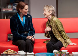 Lois Markle and Rosemary Prinz