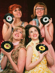 Promotional photo for The Marvelous Wonderettes