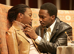 Portia and Anthony Mackie in McReele(Photo © Joan Marcus)