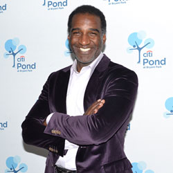 norm lewis married