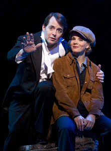 Matthew Broderick and Kelli O'Hara