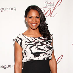 Audra McDonald at the Drama League Awards
