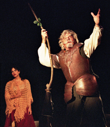 Heather Provost and John Davidson