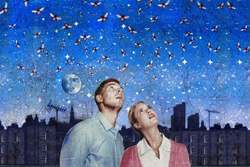 Publicity art for Constellations