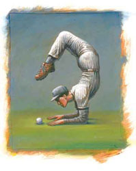 promotional art for 7th Inning Stretch