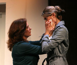 Mary Jo Mecca and Lucy Owen