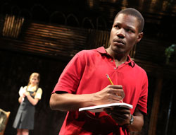 Allie Gallerani and Stephen Tyrone Williams