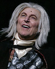 John Cullum in Candide(Photo © Carol Rosegg)