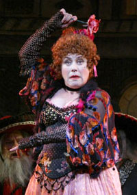 Judy Kaye in Candide(Photo © Carol Rosegg)