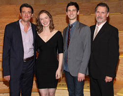 Jason Butler Harner, Amanda Quaid,