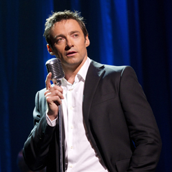 Hugh Jackman in Back on Broadway