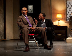 Giancarlo Esposito and Ron Cephas Jones