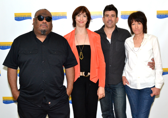 Stew, Joanna Settle, David Neumann, Heidi Rodewald