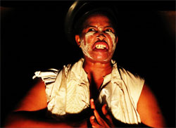 Publicity image for The Imbewu Trust's Tin Bucket Drum