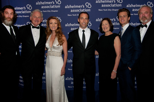 John Glover, Victor Garber, Jane Seymour, Jeffrey N. Jones, Lou-Ellen Barkan, Jonathan Groff, and James Keach