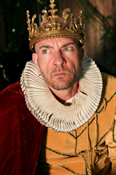 Scott Coopwood as King John