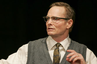 Bill Irwin in Who's Afraid of Virginia Woolf?(Photo © Carol Rosegg)