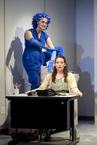 Alexandra Henrikson, Irene Sofia Lucio