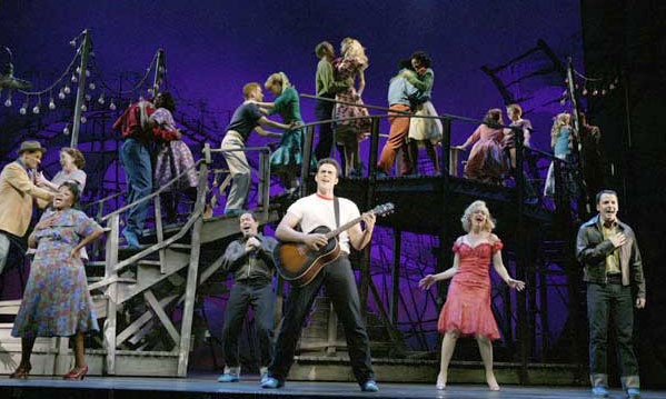 Did Broadway Have Burning Love for Elvis Musical All Shook Up