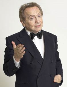 Jackie Mason(Photo © Bill Milne)