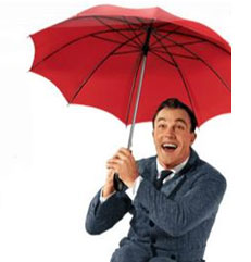 Publicity image for Singin' in the Rain