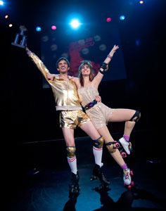 Ahmad Maksoud and Jacqui Grilli