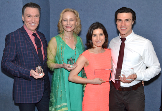 Patrick Page, Laila Robins, Susan Pourfar, Finn Wittrock