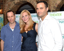 Stephen Belber, Jennifer Westfeldt, Dominic Fumusa