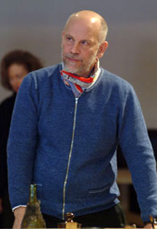 John Malkovich in Lost Land