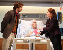 Charlie Hofheimer, Dick Latessa, and